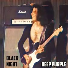 Colouring The Past - <b>DEEP PURPLE</b> - <b>BLACK</b> NIGHT (1972 ...