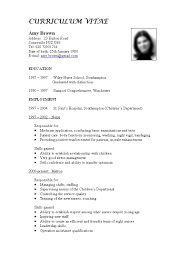 resume format sample simple  tomorrowworld coresume format sample simple