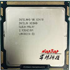 Intel Xeon X3470 2.933 GHz Quad-Core Eight-Thread 95W CPU ...