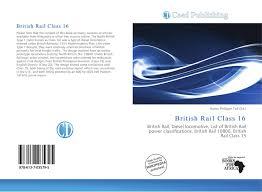 search results for british undergraduate degree classification bookcover of british rail class 16