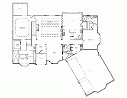 Ranch Style Floor Plans With Attached Garage   slyfelinos comRanch House Plan  Greatroom Ranch House Plan   Car Garage