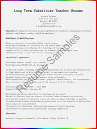 sample substitute teacher resume   resume sample    substitute teacher resume bullets