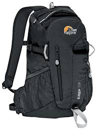 <b>Рюкзак Lowe Alpine Edge</b> 18 black — купить по выгодной цене на ...