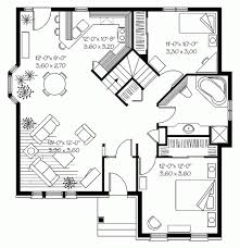 Small House Floor Plans Under Sq FT Small Two Bedroom House    Small House Floor Plans Under Sq FT Small Two Bedroom House Plans