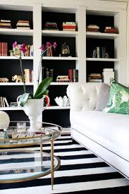 Living Room With Bookcase 17 Best Ideas About White Bookshelves On Pinterest Bookshelf