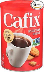 Cafix Caffeine-Free All-Natural Instant Coffee ... - Amazon.com