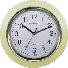 <b>Часы настенные</b> кварцевые <b>ENERGY</b> модель <b>ЕС</b>-135 круглые