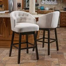 Christopher Knight Home 295977 Ogden <b>Barstool</b>, <b>2</b>-<b>Pcs</b> Set, Beige