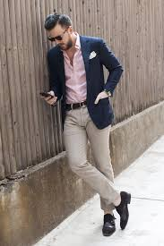 The Navy Blazer - <b>Men's</b> Wardrobe Essentials | <b>Business</b> casual ...