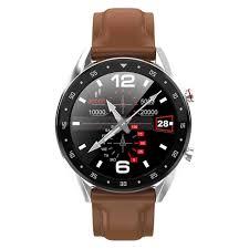 Microwear <b>L7</b> Replacement Genuine Leather Adjustable <b>Smart</b> ...