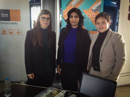 building careers transport news marisa micallef a flag and port state inspector and lorraine cutajar a port duty officer gave students an insight on career opportunities in the