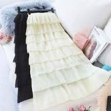 <b>Wasteheart</b> Spring Women Fashion White Black Skirt Women | Skirts ...