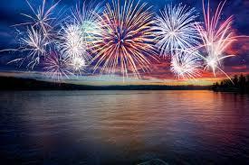 Lake Sammamish Fireworks Show