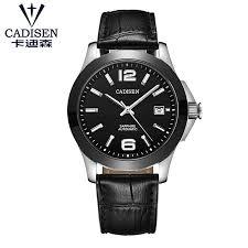 <b>CADISEN C1009</b> Watches Mens AUTO Date Automatic Mechanical ...