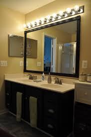bathroom vanity mirror ideas modest classy:  enchanting bathroom vanity pictures of vanities and mirrors large mirror with double sink brizo faucets plus elegant