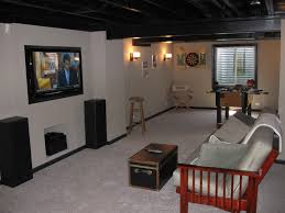 budget man cave ideas basement cost to refinish basement awesome design bets basement lighting