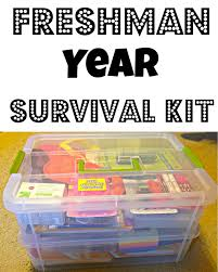 our lives are an open blog freshman year survival kit freshman year survival kit