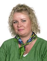 Sekretær Ingelise Ancker. Sekretær Lisbet Gade - _B180381-1