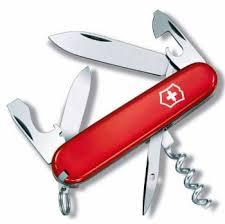 <b>Нож перочинный</b> Victorinox <b>Tourist</b> (0.3603) <b>84мм</b> 12функций ...