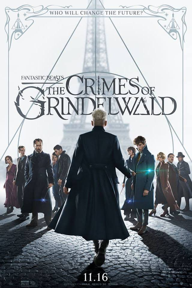 Download Fantastic Beasts: The Crimes of Grindelwald (2018) {Hindi-English} 480p | 720p