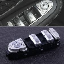 <b>Fit For Mercedes</b>-<b>Benz</b> W205 S205 C253 Left Power Window Master ...