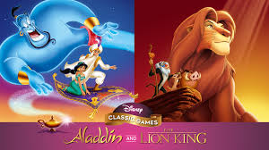Disney Classic Games: Aladdin and The <b>Lion King</b> for Nintendo ...