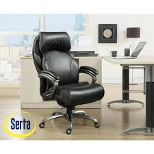 serta big and tall smart layers executive office chair with air technology tranquility previous big office chairs executive office chairs