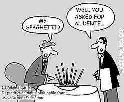 Image result for al dente