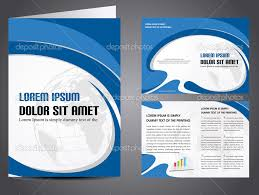 professional business catalog template or corporate brochure des professional business catalog template or corporate brochure des stock vector 10164292