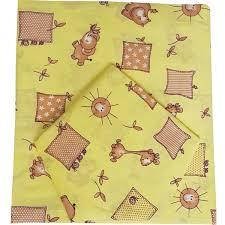 Комплект <b>постельного белья</b> детский 147х112 бязь <b>Жирафики</b> ...