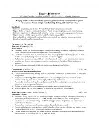 resume keywords engineering cipanewsletter rf engineer sample resume example of a good cover letter for a