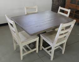 dining sets white wood chairs