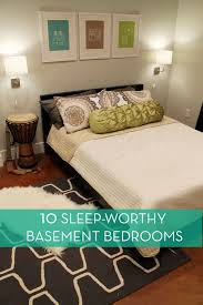 choices basement bedroom decorating ideas