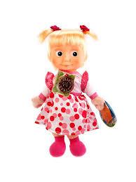 35% <b>Мульти</b>-<b>Пульти</b> Мягкая <b>игрушка Маша в</b> нарядном платье