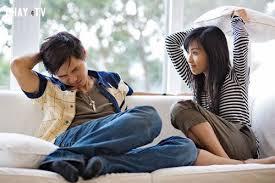 Kết quả hình ảnh cho hình ảnh vợ chồng nói chuyện vui vẻ