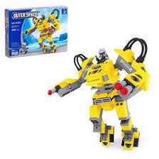 <b>Конструктор Космос</b> «Робот», 199 деталей (587687) - Купить по ...