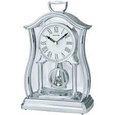 Кварцевые <b>настольные часы Rhythm CRP611WR19</b> купить в ...
