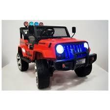 «<b>Детский электромобиль Rivertoys</b> Jeep T008TT (4х4) черный ...