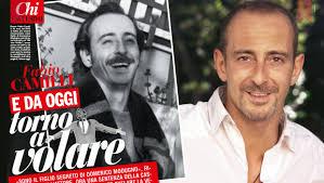 Fabio Camilli racconta a Chi come ha scoperto di essere il figlio segreto di Modugno. - fabiocamilli-modugno-chi-620x350