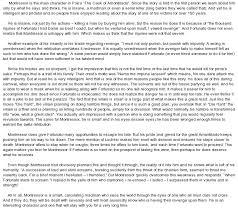 the cask of amontillado essay  quotes from edgar allan cask of     Cask