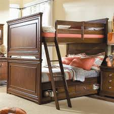 size bunk beds adults