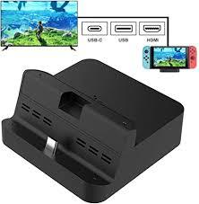 <b>Gulikit</b> Switch Dock <b>Replacement</b> Pocket Dock for Nintendo Switch ...