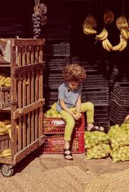 A Lookbook with Afro-Cuban <b>Style</b>: New Mango <b>Kids</b>' Collection ...