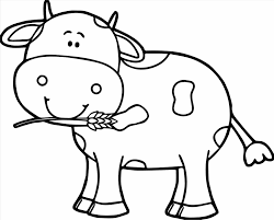 Small Picture Baby Cow Coloring Printable Coloring Coloring Pages
