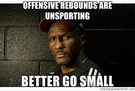 Dwane Casey's Guide to Smallball - RealGM via Relatably.com