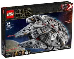 <b>Конструктор LEGO Star</b> Wars 75257 Episode IX Сокол Тысячелетия