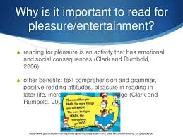 essay on pleasure of reading  utimxtl an essay on reading for pleasure how to do a personal essaythe first thing you should