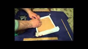 Мастер класс по оформлению вышивки бисером в рамку -<b>икона</b> ...