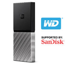<b>WD My Passport</b> SSD Support Information