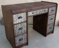 ann chevron painted furniture